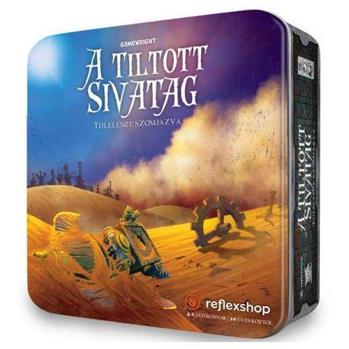 Gamewright- A Tiltott Sivatag