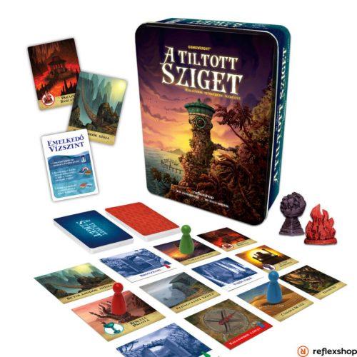 Gamewright-A-Tiltott-Sziget
