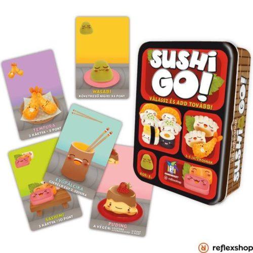 Gamewright-Sushi-Go-tarsasjatek