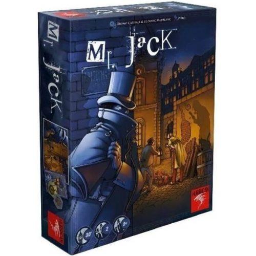 Mr.Jack in London társasjáték