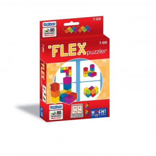 Huch & Friends Flex Puzzler logikai játék