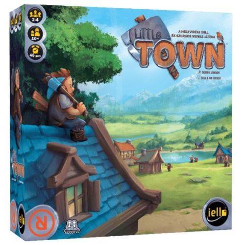 Little Town társasjáték