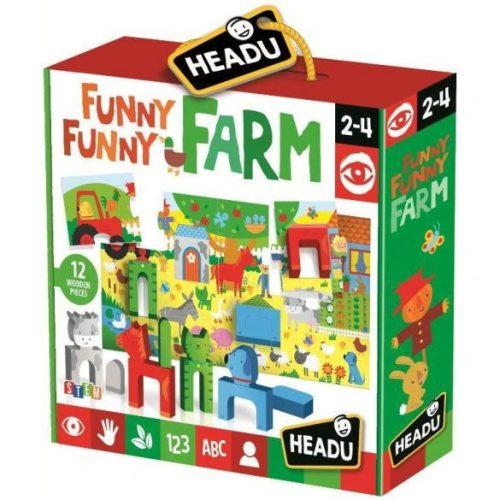 Puzzle-fa-figurakkal-Nagyon-vidam-farm-elet-HEADU