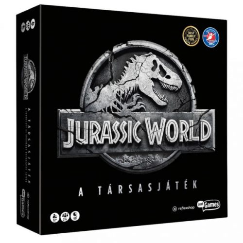 Just Games Jurassic World társasjáték