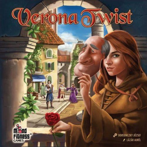 Verona Twist társasjáték