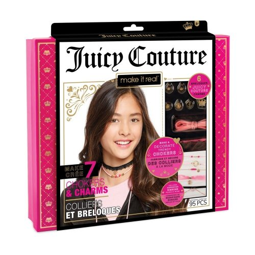 MAKE IT REAL, JUICY COUTURE, NYAKPÁNT ÉS ÉKSZEREK