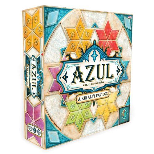 Azul-királyi pavilon társasjáték
