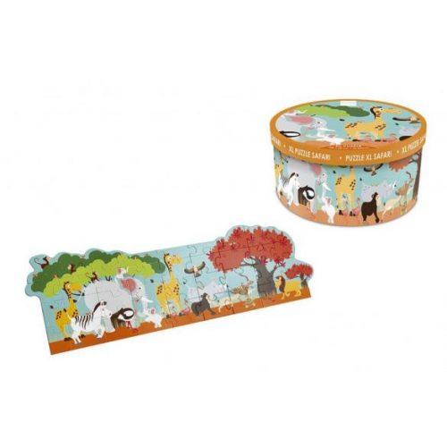 Padlo-Puzzle-36db-os-Szafari-Scratch