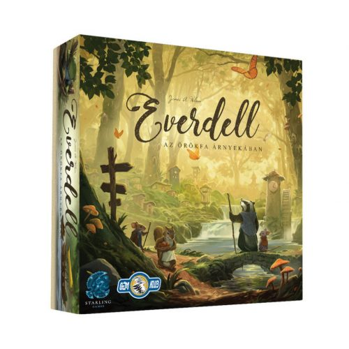 Everdell-Örökfa árnyékában társasjáték