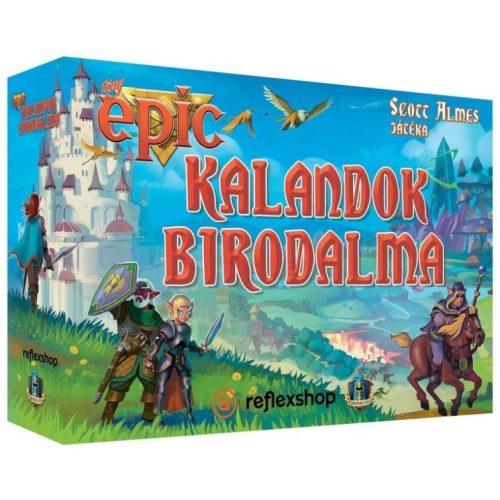 Tiny Epic: Kalandok birodalma társasjáték