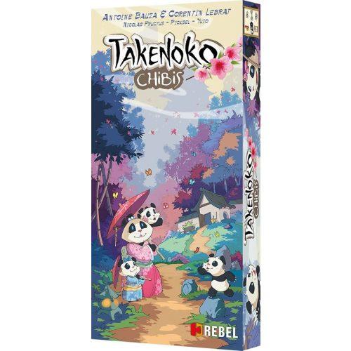 Takenoko Chibis társasjáték