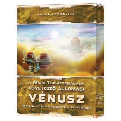 A Mars Terraformálása Vénusz kiegészítő társasjáték
