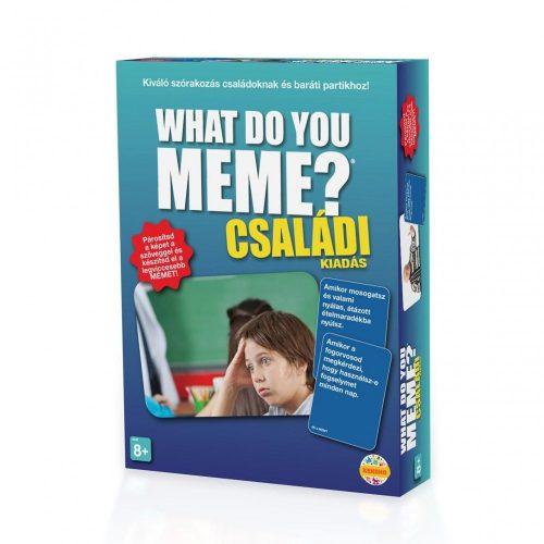 A What do you meme? - Családi kiadás társasjáték