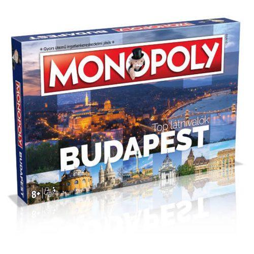 Budapest Monopoly