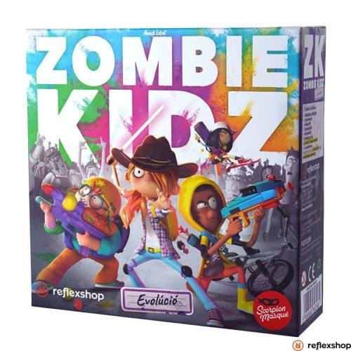 Zombie Kidz: Evolúció