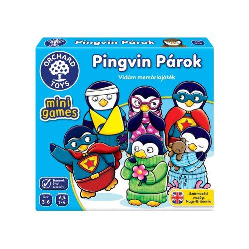orchard toys pingvinpárok