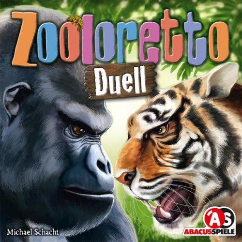 Zooloretto duell- Párbaj társasjáték
