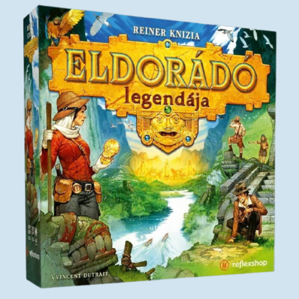 Eldoradó legendája
