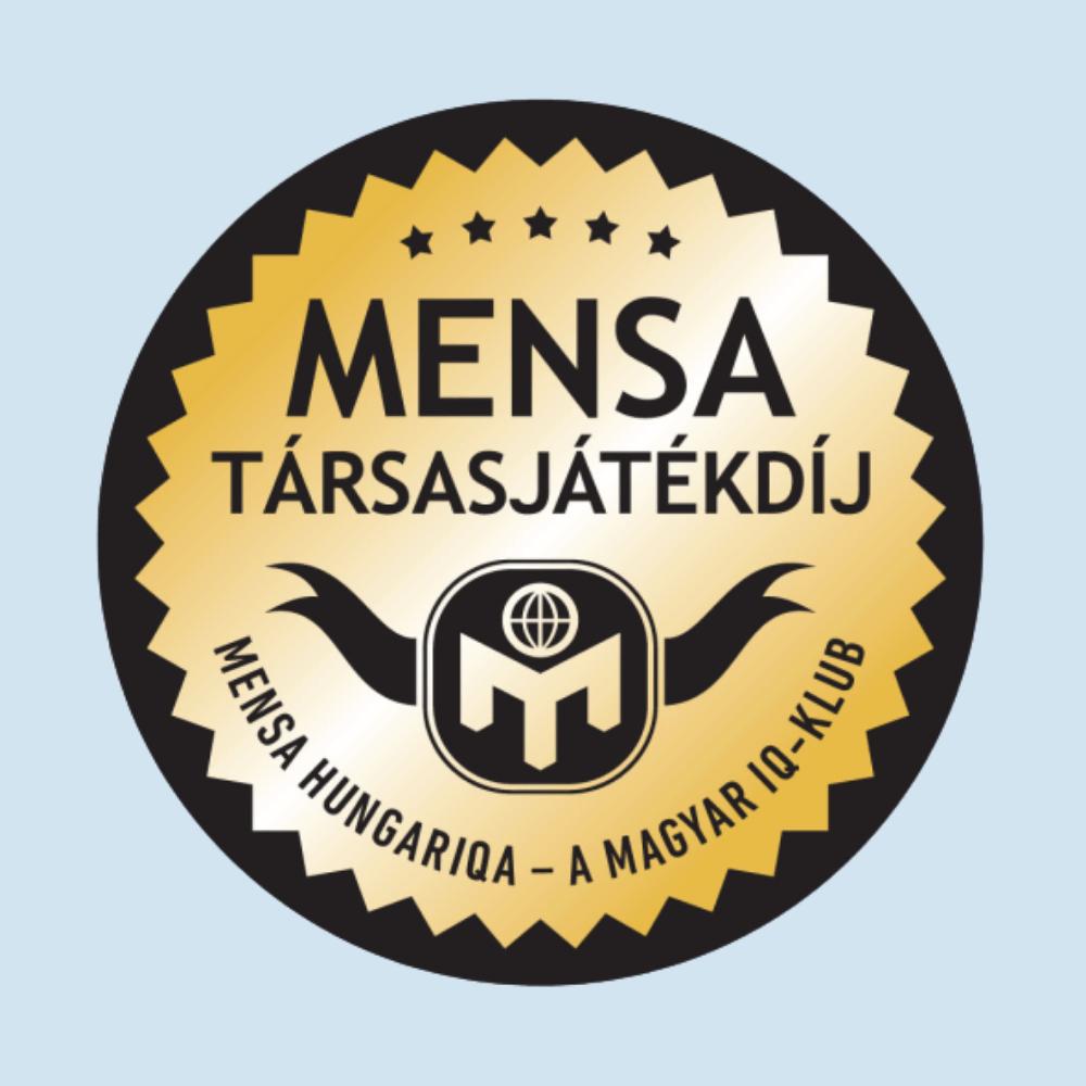 Mensa HungarIQa társasjátékdíj 2020
