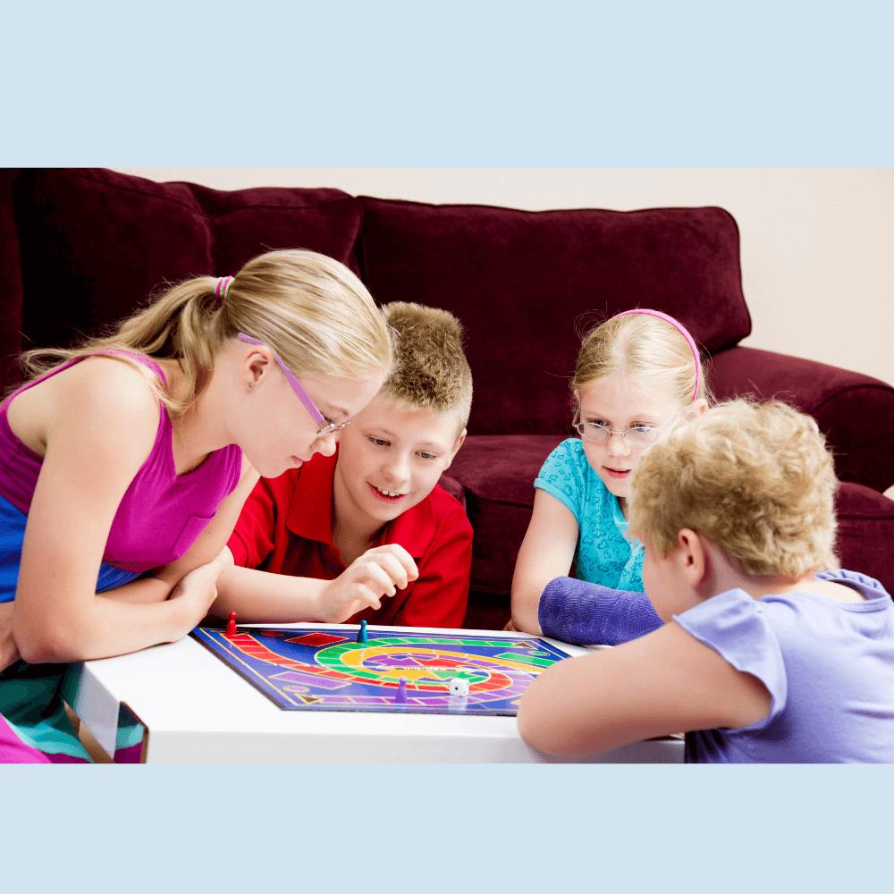 Társasjátékajánló gyerekeknek