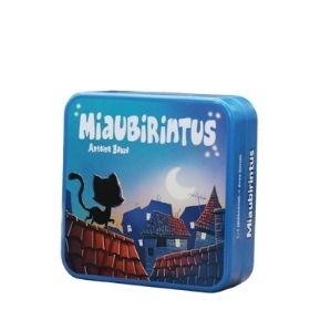 A  Miaubirintus játék kedvcsináló